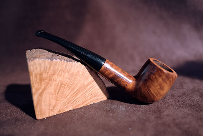 """Restauration d'une pipe """"La Glorieuse""""  DSCF0547"""