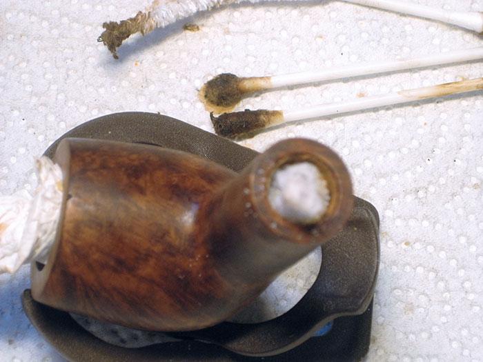 """Restauration d'une pipe """"La Glorieuse""""  IMG_0785"""