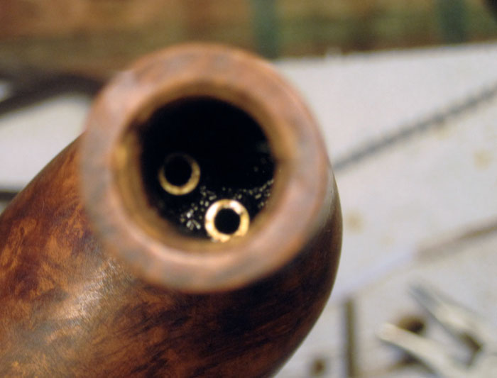 """Restauration d'une pipe """"La Glorieuse""""  IMG_0789"""