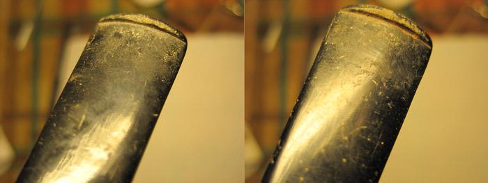 Restauration d'un pipe Jean Lacroix en images Lacroix12