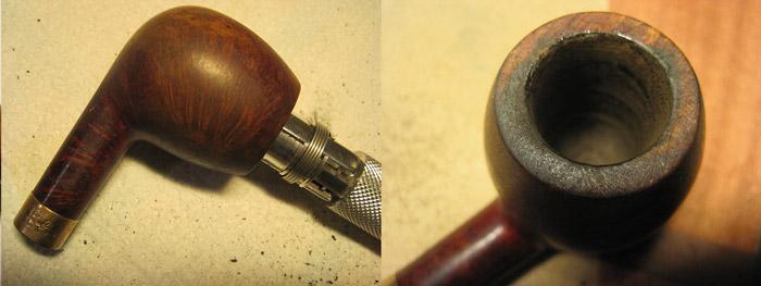 Restauration d'un pipe Jean Lacroix en images Lacroix4