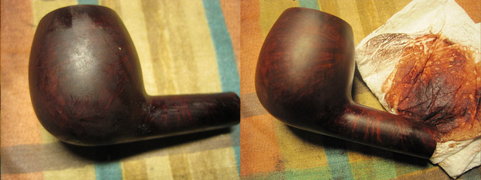 Restauration d'un pipe Jean Lacroix en images Lacroix9